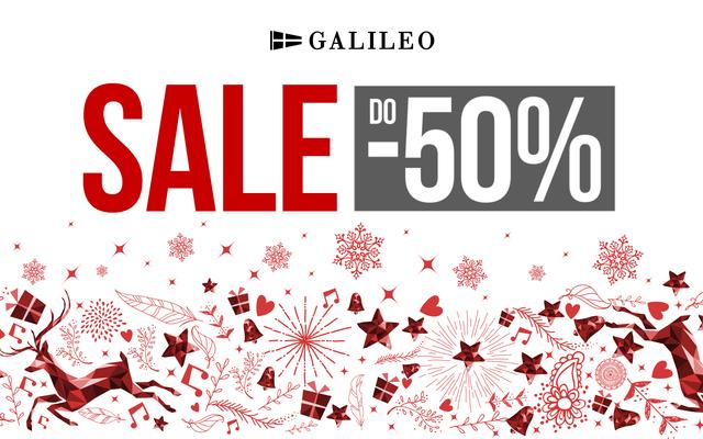 Ne propustite Galileo SALE do -50%!