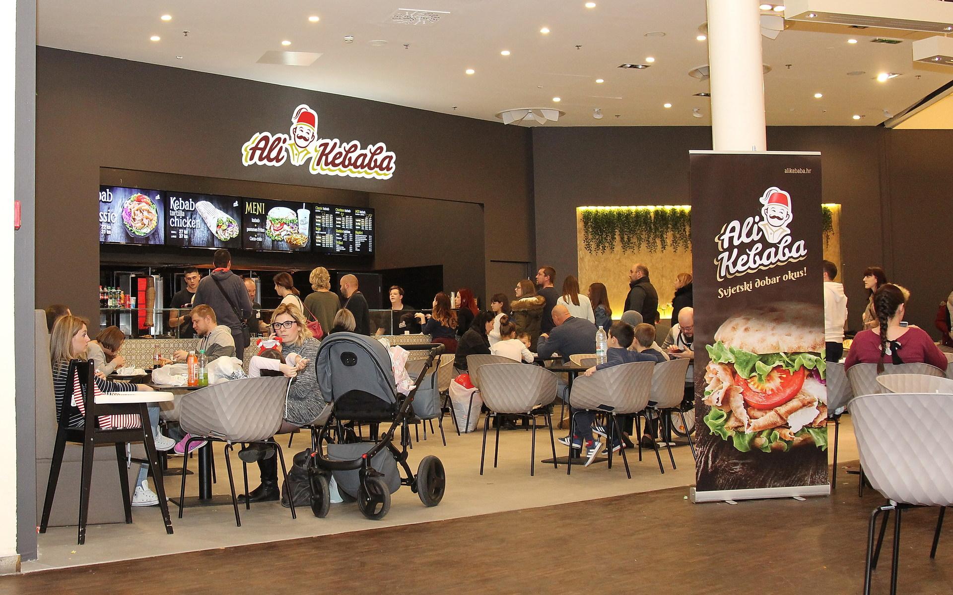Miris kebaba širi se Westgateom, otvorio se Ali Kebaba!