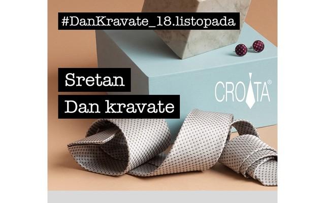 Dan kravate u Croati!