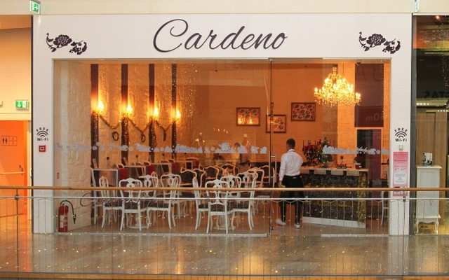Uživaj u ugodnom ambijentu novog Cardeno Bara