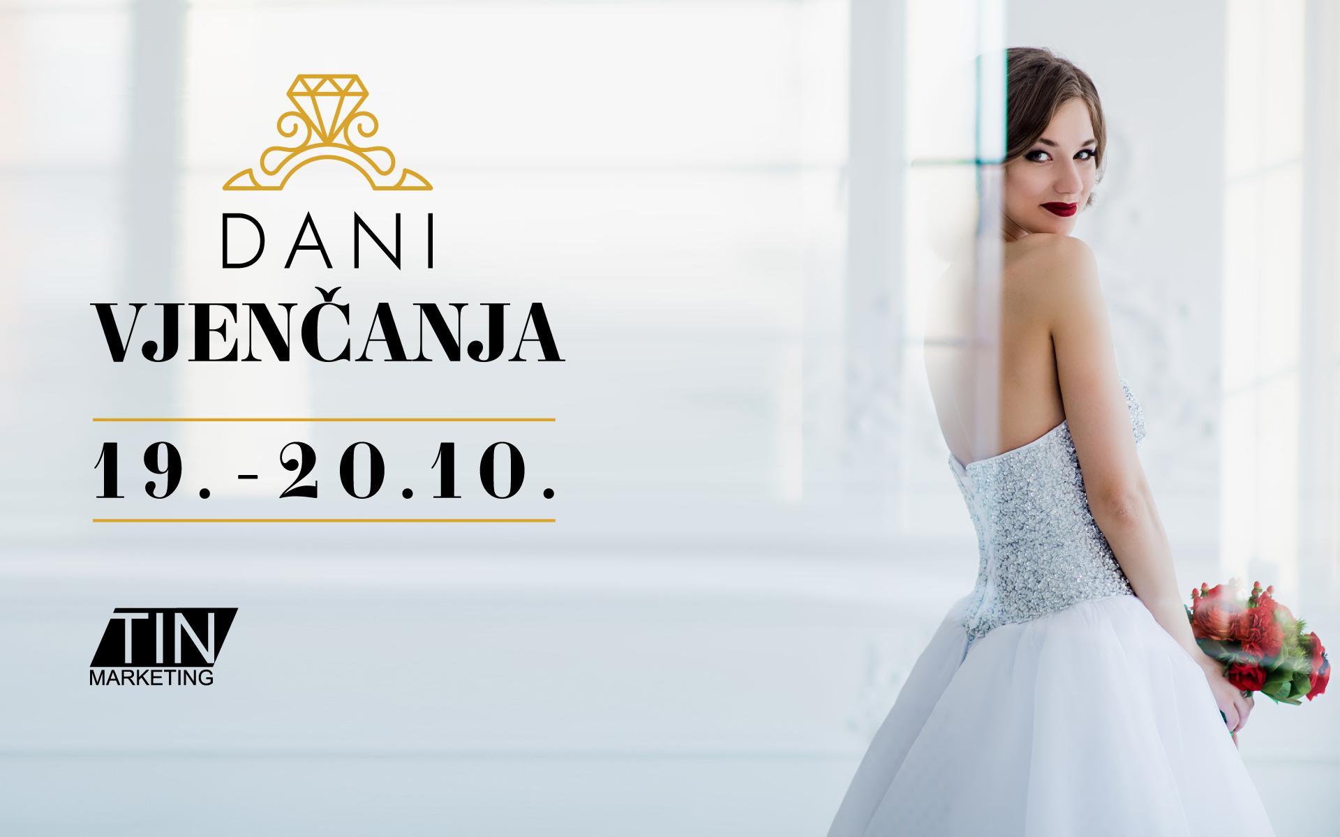 Dani vjenčanja 19. - 20. 10.
