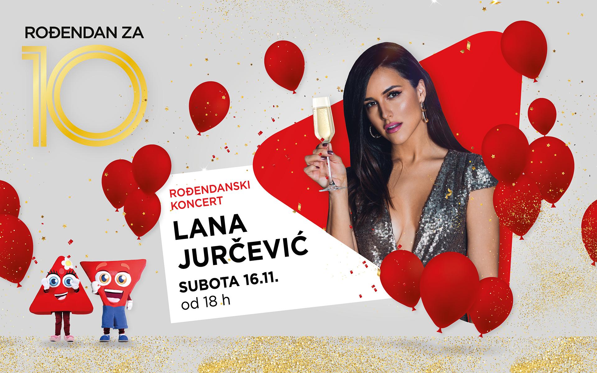 Veliki koncert Lane Jurčević