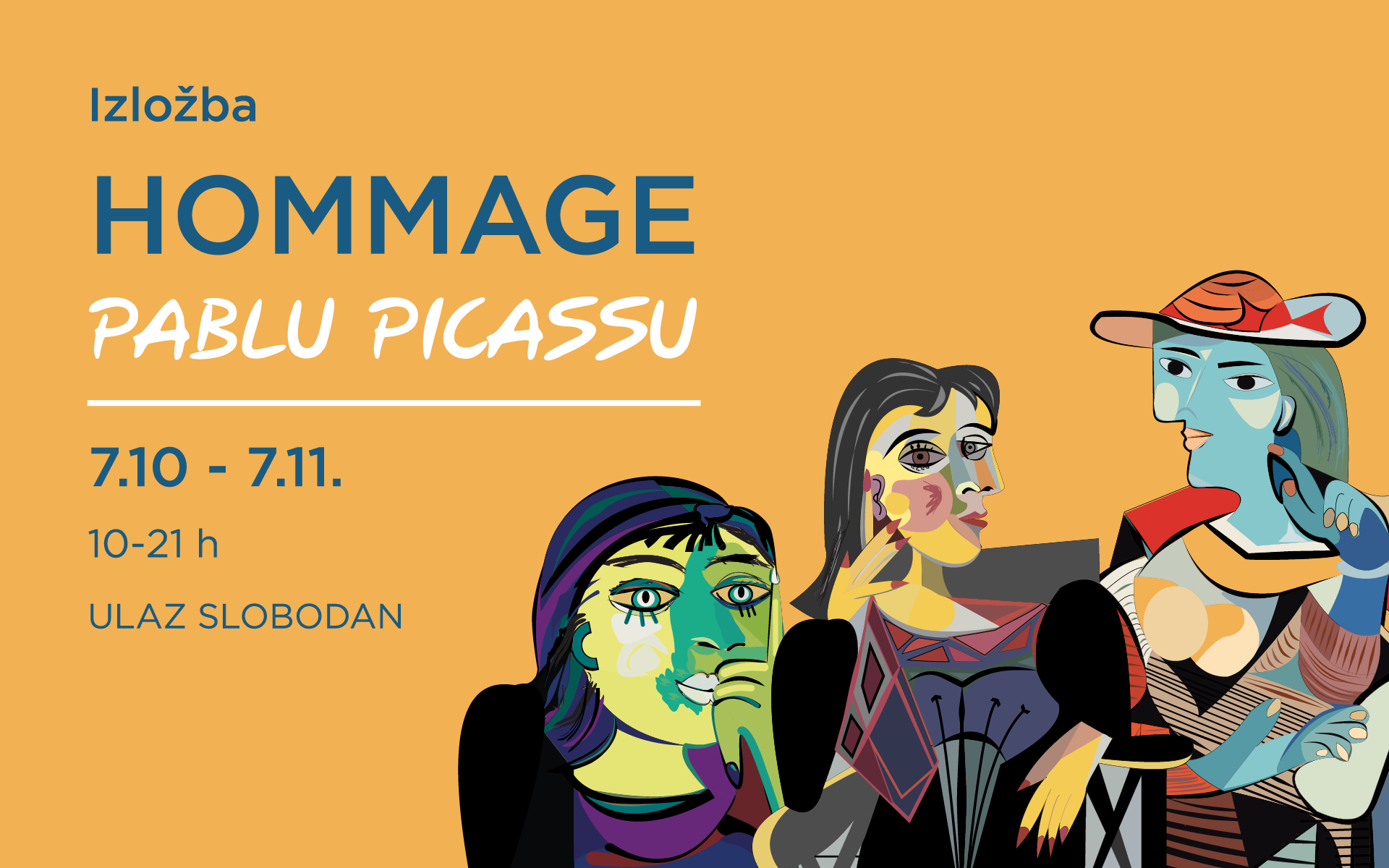 """Izložba """" Hommage Pablu Picassu"""""""