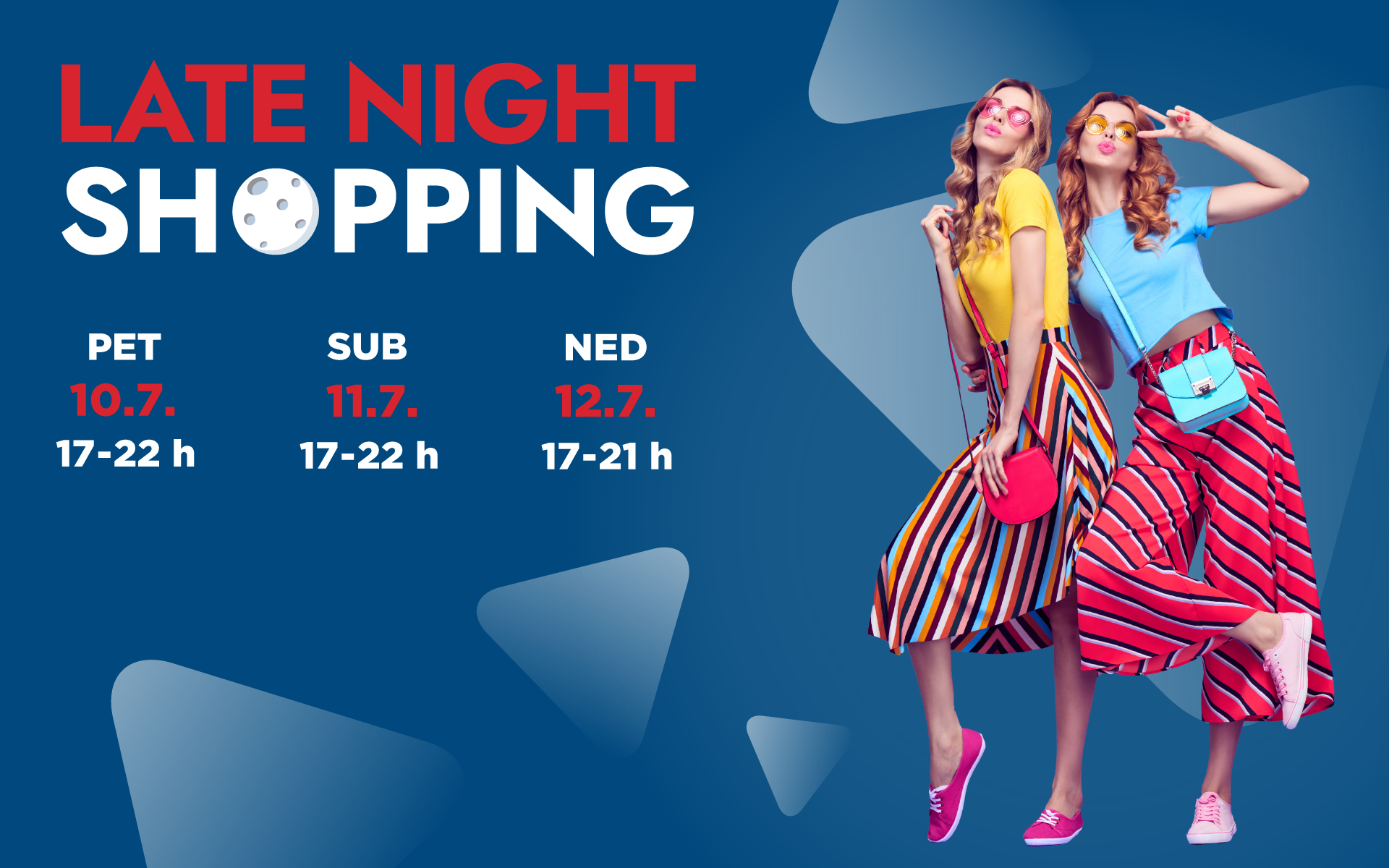 Late Night Shopping 10. - 12.07.2020.
