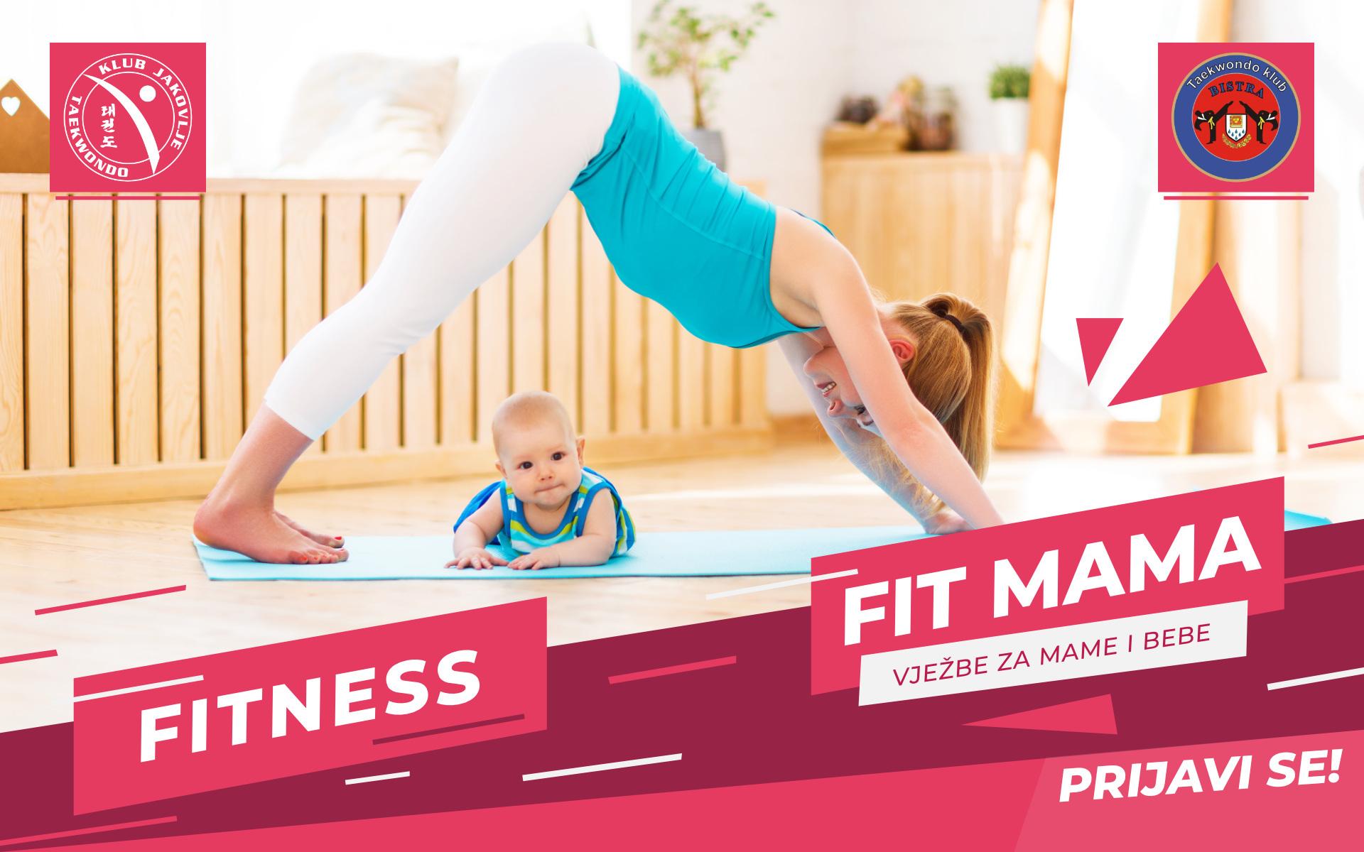 Fitness za mame i bebe