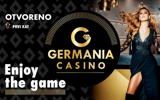 Osjeti duh Las Vegasa u Germania Casinu!