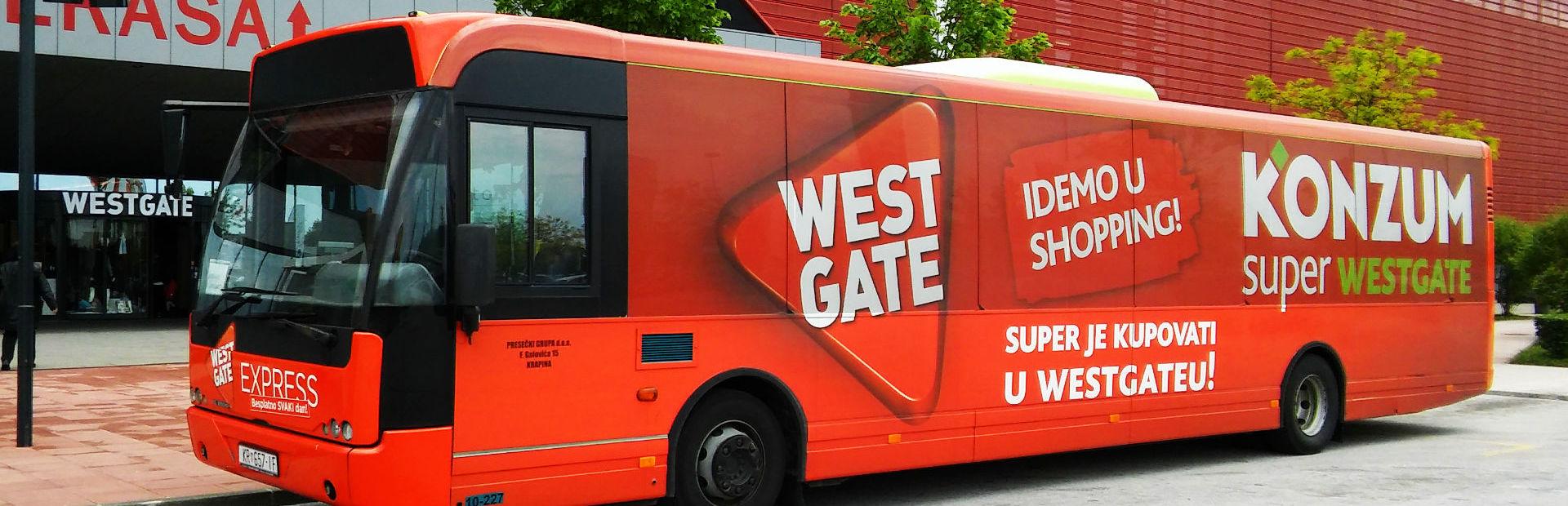 Westgate autobus