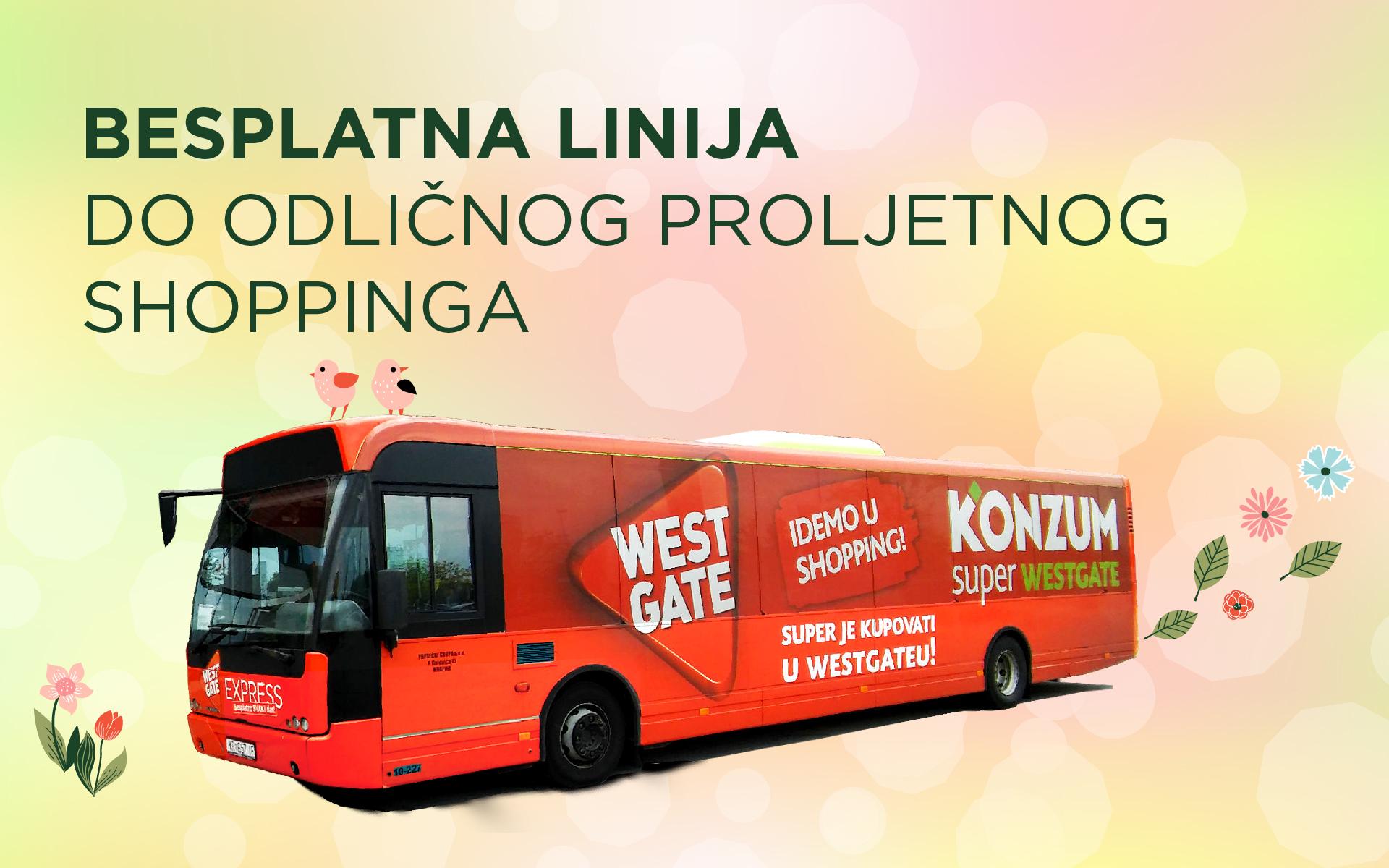 Obavijest: Westgate autobusi